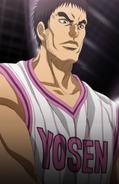 Okamura's full appearance
