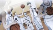 Teiko basketball team