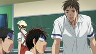 Kiyoshi asks if anyone can teach Riko how to make curry