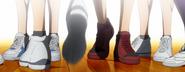 Seirin regulars shoes WALK