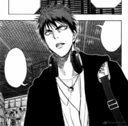 Kagami goes back to America to Paul the Sixth