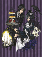 KI DVD 1 Sebastian and Ciel