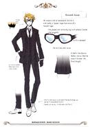 Ronald Knox Character Guide