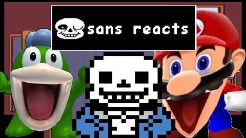 Sans_Reacts_to_SMG4_Doki_Doki_Mario_Club