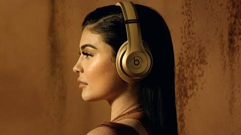 Kylie Jenner For 'Beats By Dre X Balmain'