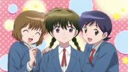 Sakura's best friends