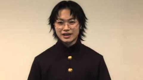 鳥越裕貴さんキャラメイクコメント第一弾!!