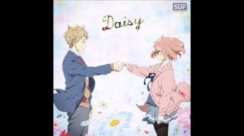 Kyoukai no Kanata ED - Daisy (Instrumental) FULL