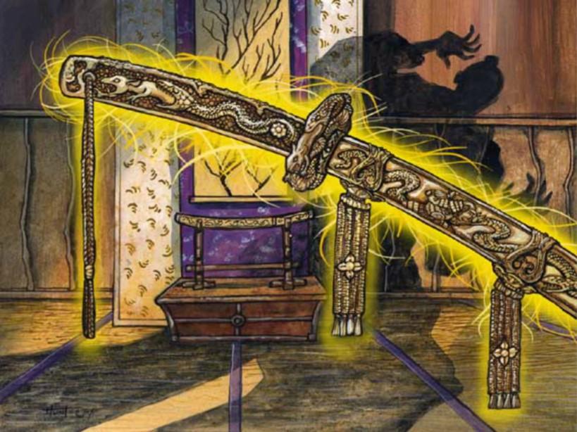 Blade of the Meek