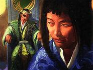 Akiko revealed as a Gozoku