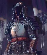 Kikyo (Atarasi's Armor) TCG
