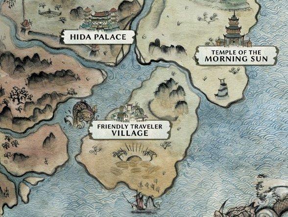 Friendly Traveler Village (TCG)