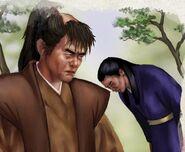 Allegiance to the Shogun by Veronica V. Jones
