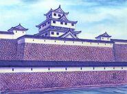 Castle Walls by Joachim Gmoser