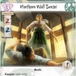 Northern Wall Sensei