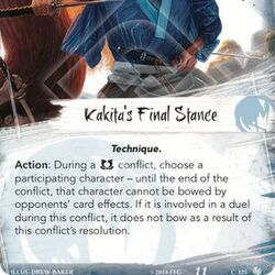 Kakita's Final Stance