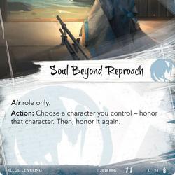 Soul Beyond Reproach
