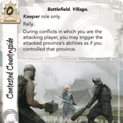 Contested Countryside