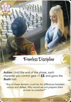 Peerless Discipline.png