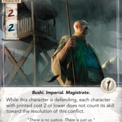 Stoic Magistrate