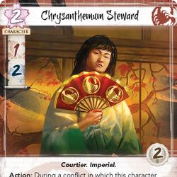 Chrysanthemum Steward
