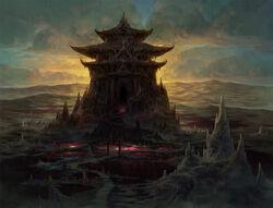 Forgotten Tomb of Fu Leng by Daria Khlebnikova.jpg