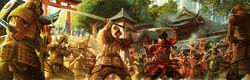 Clan War cover by Mauro Dal bo.jpg