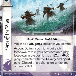 Force of the River
