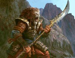 Kitsu Warrior by Antonio José Manzanedo.jpg