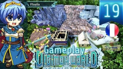 Let's Play FR Digimon World Next Order - Gameplay PS4 Français - Agrandir la Ville ! 19