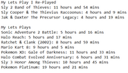 Lets Play Times PNG