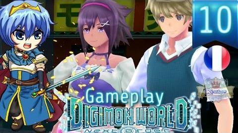 Let's Play FR Digimon World Next Order - Gameplay PS4 Français - D'autres Humains 10