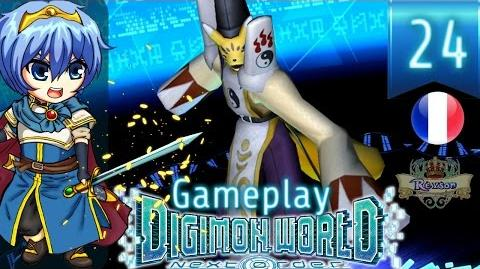 Let's Play FR Digimon World Next Order - Gameplay PS4 Français - Taomon 24