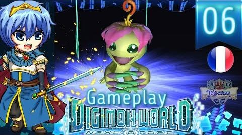 Let's Play FR Digimon World Next Order - Gameplay PS4 Français - Recruter Palmon ! 6