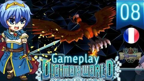 Let's Play FR Digimon World Next Order - Gameplay PS4 Français - On a Perdu le Piaf ! 8