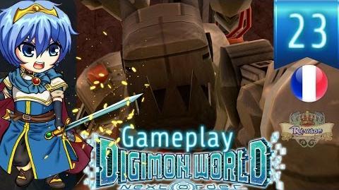 Let's Play FR Digimon World Next Order - Gameplay PS4 Français - Les Compétences d'un Dresseur ! 23