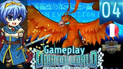 Let's Play FR Digimon World Next Order - Gameplay PS4 Français - Birdramon ! 4
