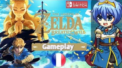 Zelda Breath of The Wild FR Switch 1