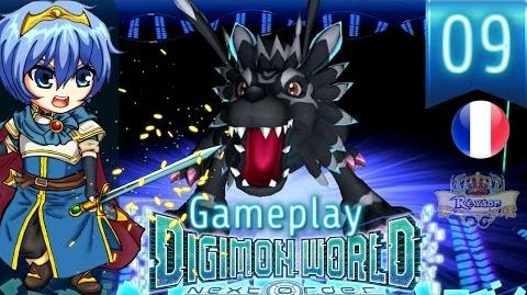 Let's Play FR Digimon World Next Order - Gameplay PS4 Français - Garurumon Noir ! 9