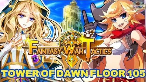 Fantasy War Tactics ToD 105 Tower of Dawn August