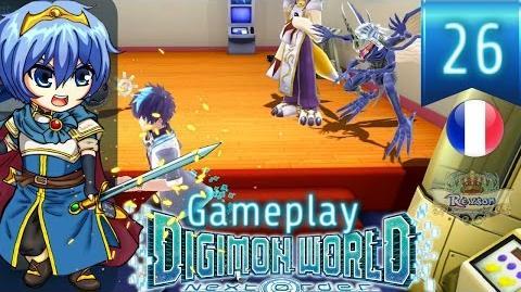 Let's Play FR Digimon World Next Order - Gameplay PS4 Français - Amélioration de l'Equipement ! 26