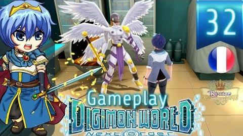 Let's Play FR Digimon World Next Order - Gameplay PS4 Français - Angemon revient à Floatia ! 32