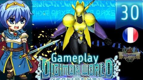 Let's Play FR Digimon World Next Order - Gameplay PS4 Français - Premier Mega Digimon Sakuyamon! 30
