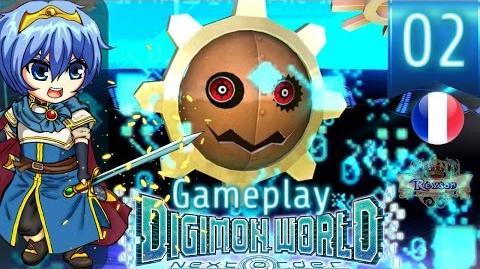 Let's Play FR Digimon World Next Order - Gameplay PS4 Français - Solarmon ! 2