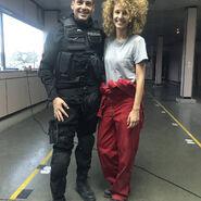 Carlos Garay et Esther Acebo