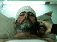 Ángel Rubio à l'hôpital