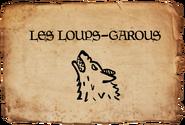 LES LOUPS GAROUS