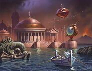 Atlantis art