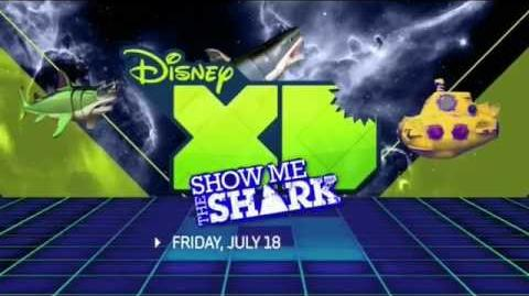 Show Me the Shark - Brand New - Starts Friday, July 18