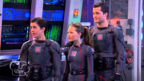 Lab Rats - Rats On A Train - Disney Channel Official